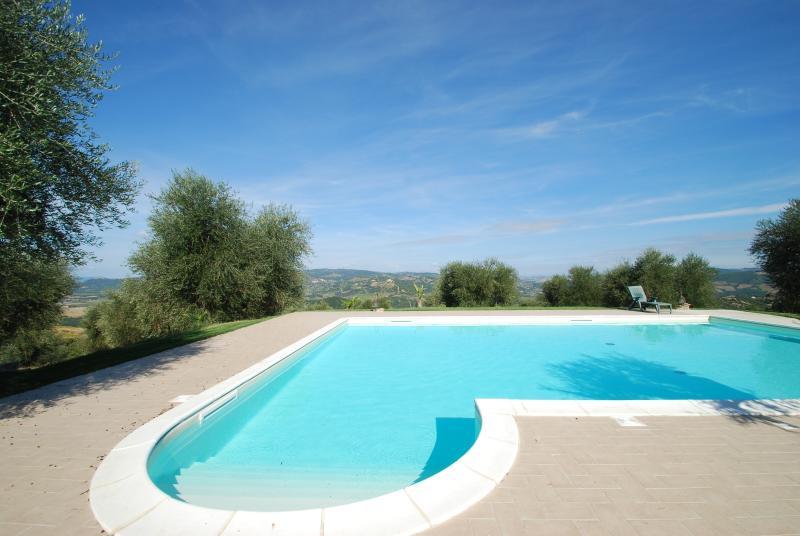 Villa Seggiano vacation holiday villa rental tuscany italy - Image 1 - Seggiano - rentals