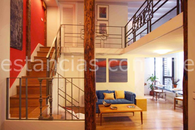 Modern and amazing double loft at downtown Madrid - Image 1 - Madrid - rentals