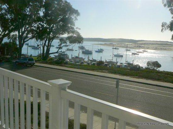 View from the Balcony of this Spectacular Home - Stunning 5-Star Hm with Fabulous Views & Location - Morro Bay - rentals