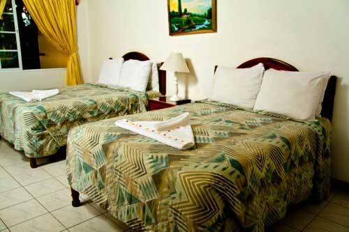 PARADISE PSI - 91450 - BARGIN | VIBRANT | BOUTIQUE B&B | UPPER DOUBLE ROOM WITH POOL - NEGRIL - Image 1 - Negril - rentals