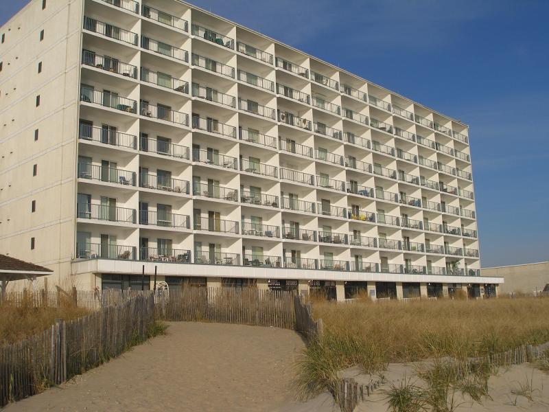 Don't judge this book by its cover! Savor ocean front living at its best! - Ocean Front Gem! - Rehoboth Beach - rentals