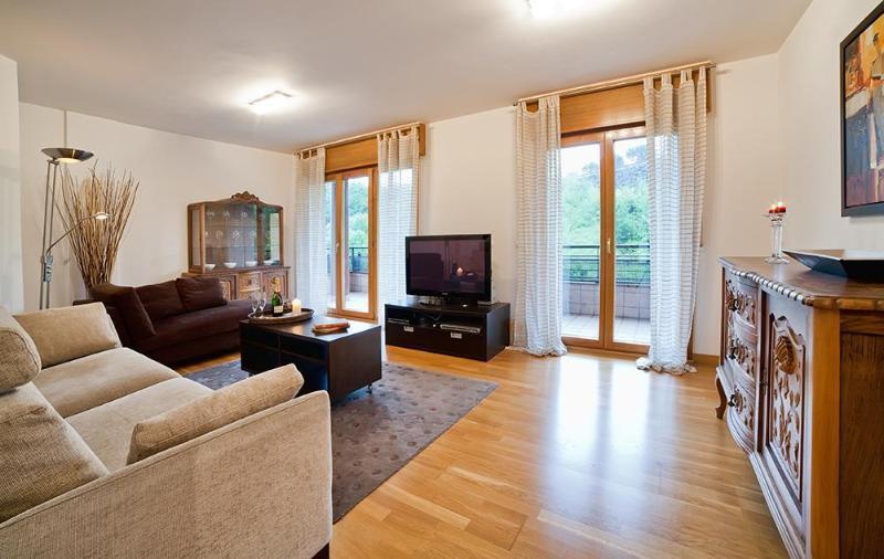 Beautiful 4 bedroom apartment. Free WiFi & Garage - Image 1 - San Sebastian - Donostia - rentals