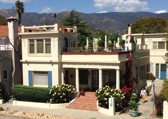 """Chapala Gardens"" Historic Triplex - ""Chapala Gardens"" - Ideal West Beach Location - Santa Barbara - rentals"
