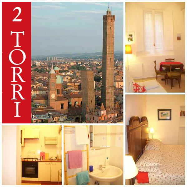 CENTRE+comfortable 4p+ NICE +WiFi - Image 1 - Bologna - rentals