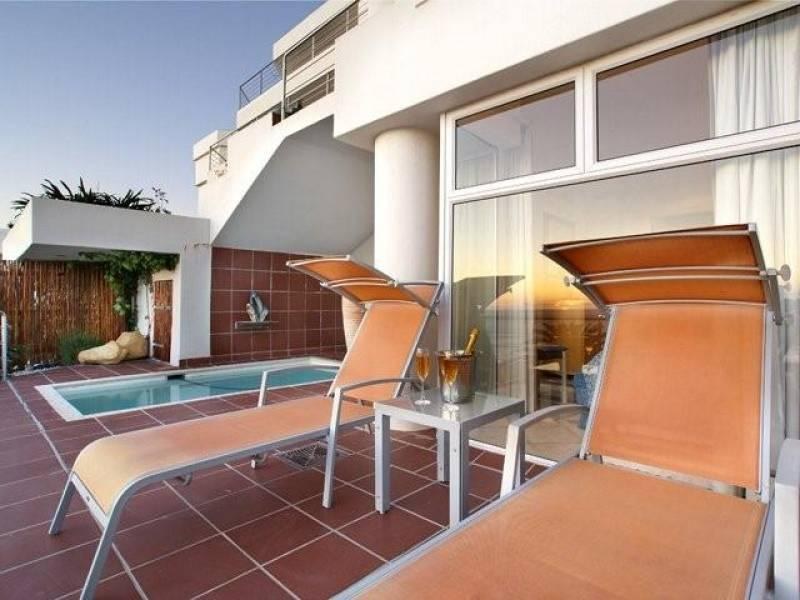 CAMPS BAY TERRACE SUITE - Image 1 - Cape Town - rentals