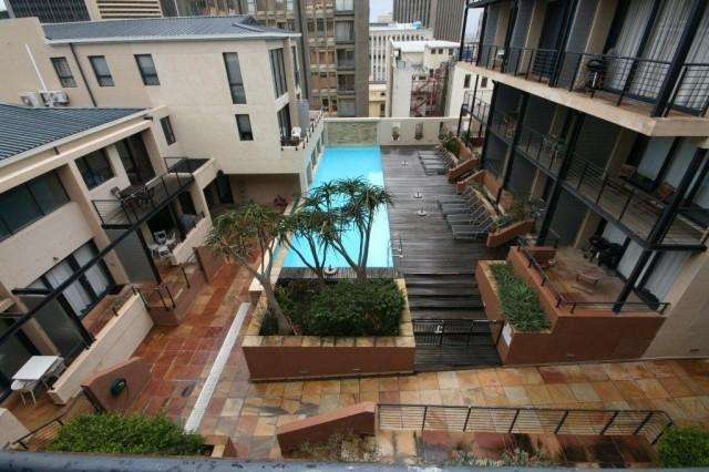 THE TERRACE - ONE BED - Image 1 - Cape Town - rentals