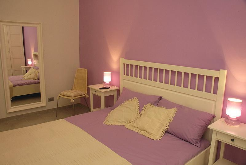 lilac room - Casa Rubino the house  in the heart of Rome - Rome - rentals