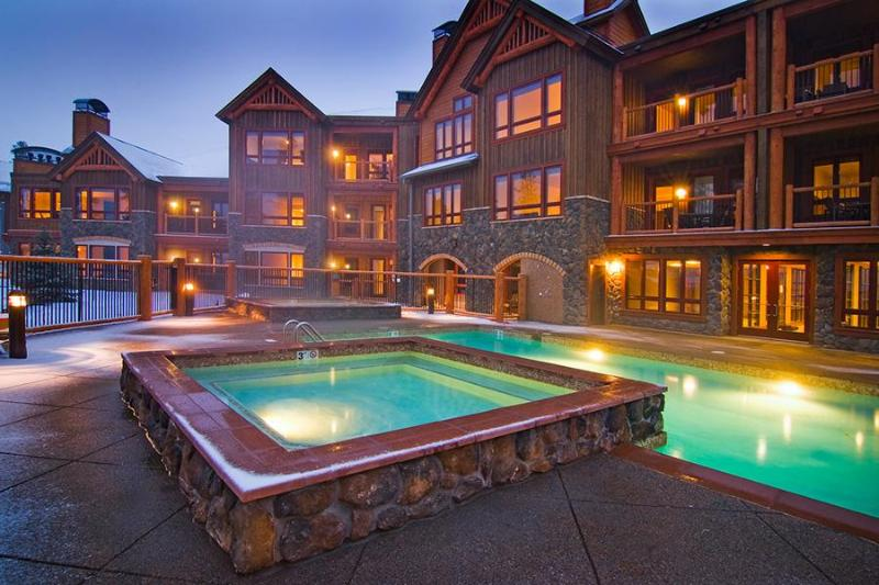 Ski in/Out-Luxury Amenities-In Town-Free Shuttle - Image 1 - Breckenridge - rentals