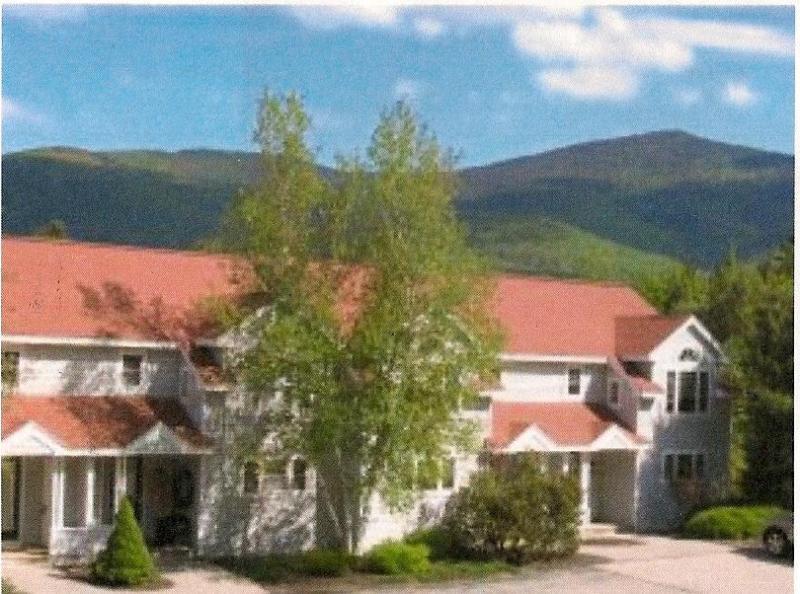 Entrance - Mountain View Condo - North Conway - rentals
