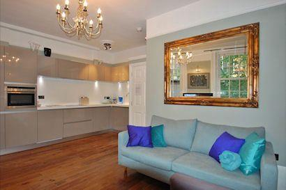 5 Eurostars for this Kings Cross one bed - Image 1 - London - rentals