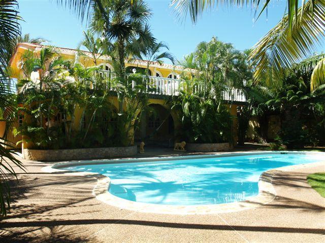 Villa Amarilla Playa el Agua Isla Margarita, großzügiger kinderfreundlicher Pool - Luxury Villa Amarilla Isla Margarita Playa el Agua - Playa el Agua - rentals