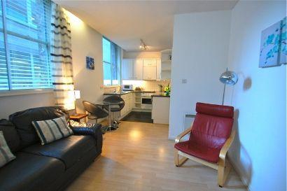 Rocco's favourite one bed in the City - Image 1 - London - rentals