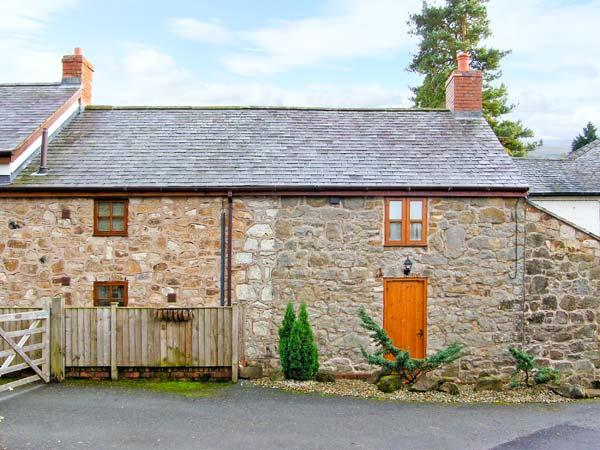 2 NANT LANE COTTAGES, stone-built property, romantic retreat, walks, near Oswestry, Ref 20595 - Image 1 - Oswestry - rentals