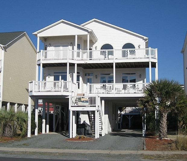 247 East First Street - East First Street 247 - Another Day in Paradise - Ocean Isle Beach - rentals