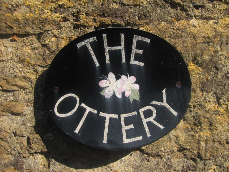 The Original Plaque on the Wall - The Ottery near Bradford-on-Avon Remodeled Cottage - Bradford-on-Avon - rentals