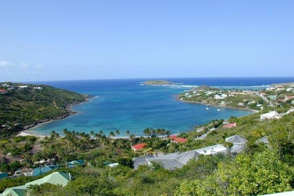 Elegantly furnished with views over Marigot and Grand Cul de Sac Bay WV MLA - Image 1 - Marigot - rentals