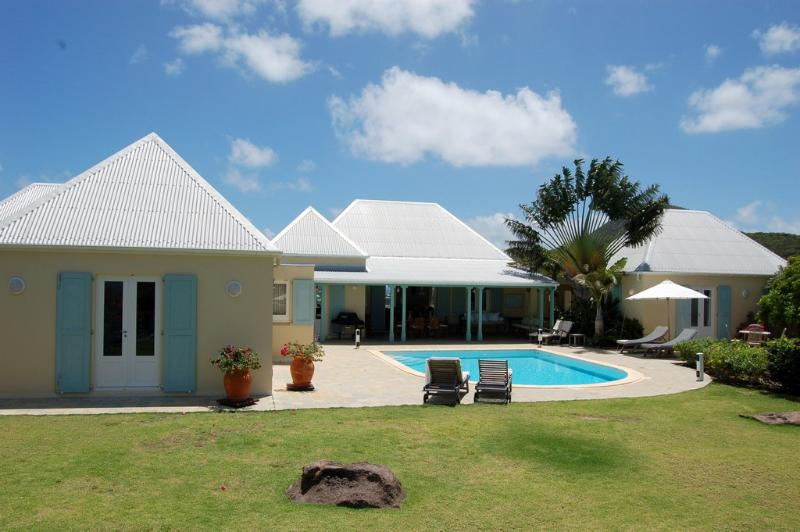 Armor at Point Milou - Montjean, St. Barths - Ocean View, Tropical Gardens, Very Private - Image 1 - Pointe Milou - rentals