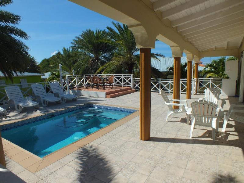 Villa Splendid Outdoor area - Villa Splendid, Harbour View Estate, Antigua - Antigua - rentals
