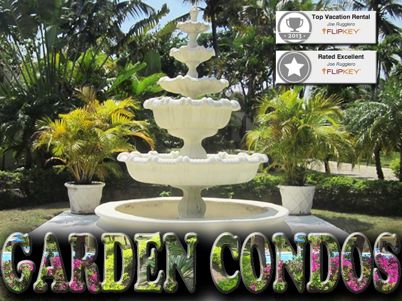 Fountain - Ground floor with outdoor patio 1-2 bedroom rates - Sosua - rentals