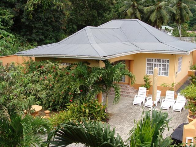Three Bedroom Villa - Image 1 - Beau Vallon - rentals
