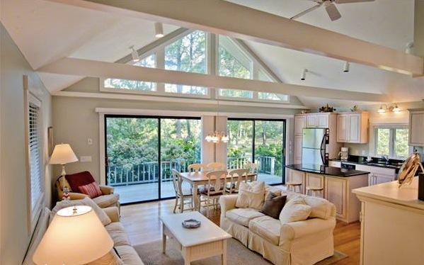 Sunny open airy - Beautiful Katama Edgartown 4 BR Retreat Central AC - Edgartown - rentals