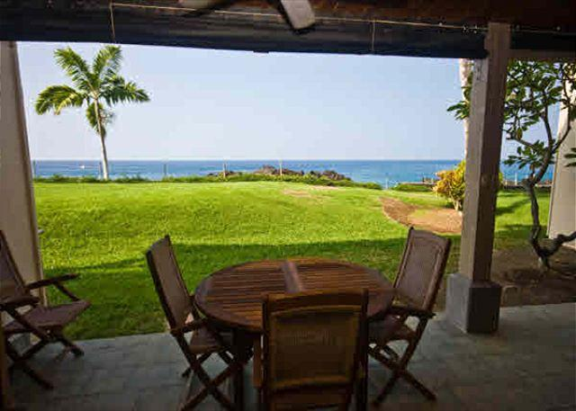 KKSR2103 $115.00 spcl May-September!! DIRECT OCEANFRONT, Ground Floor, Wifi! - Image 1 - Kailua-Kona - rentals