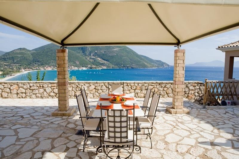 Calmwave Villas,3 bedrooms,3 bathrooms at Lefkada - Image 1 - Vasiliki - rentals