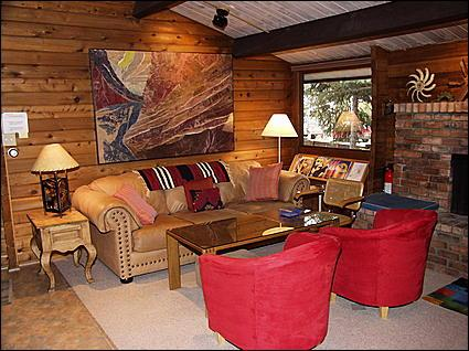 Living Room - Old Aspen Charm - Quiet Neighborhood (7264) - Aspen - rentals