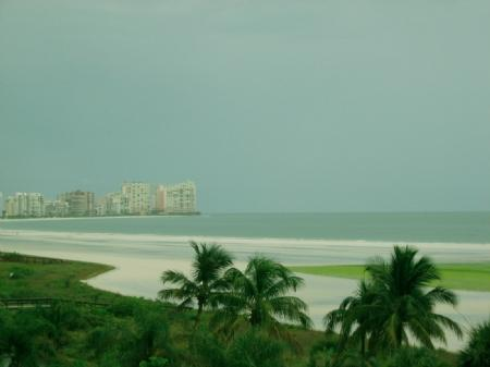 Great Beach View From Balcony - South Seas 3-504 - Marco Island - rentals