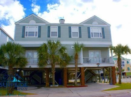 A Jolly Good Place - Image 1 - Surfside Beach - rentals