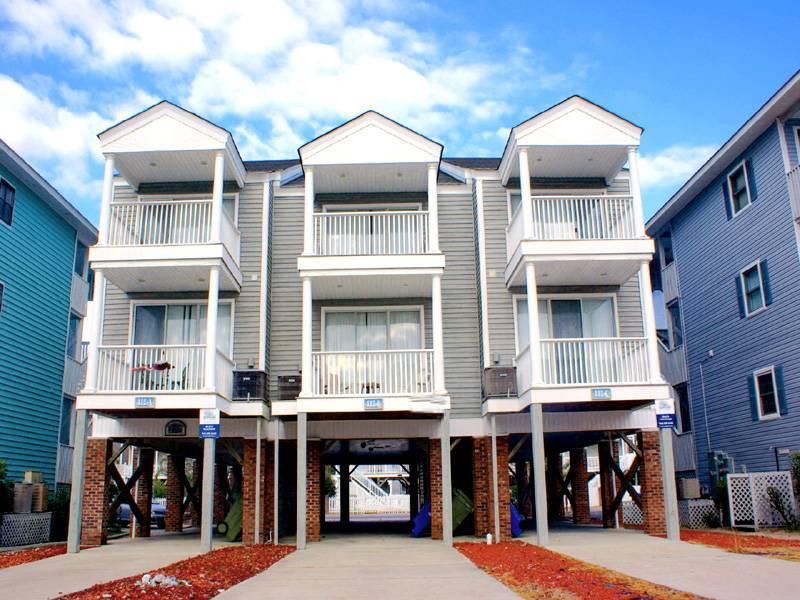 Sea View C - Image 1 - Surfside Beach - rentals