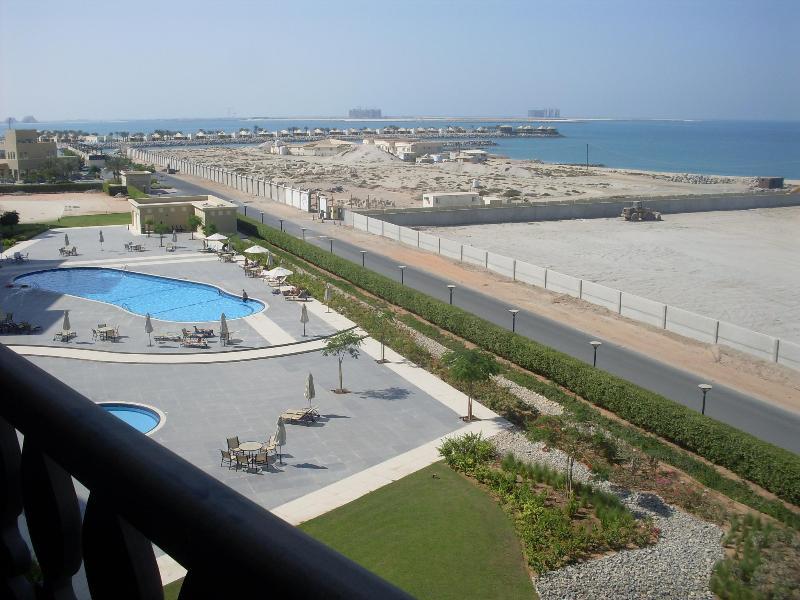 Al Hamra Marina, studio apartment - Image 1 - Ras Al Khaimah - rentals
