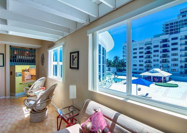Fabulous Mezzanine 2BR/2BA - Image 1 - Miami Beach - rentals