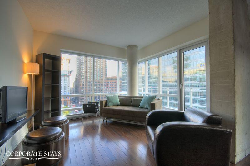 Montreal Henna Luxury 2BR Furnished Apartment - Image 1 - Montreal - rentals