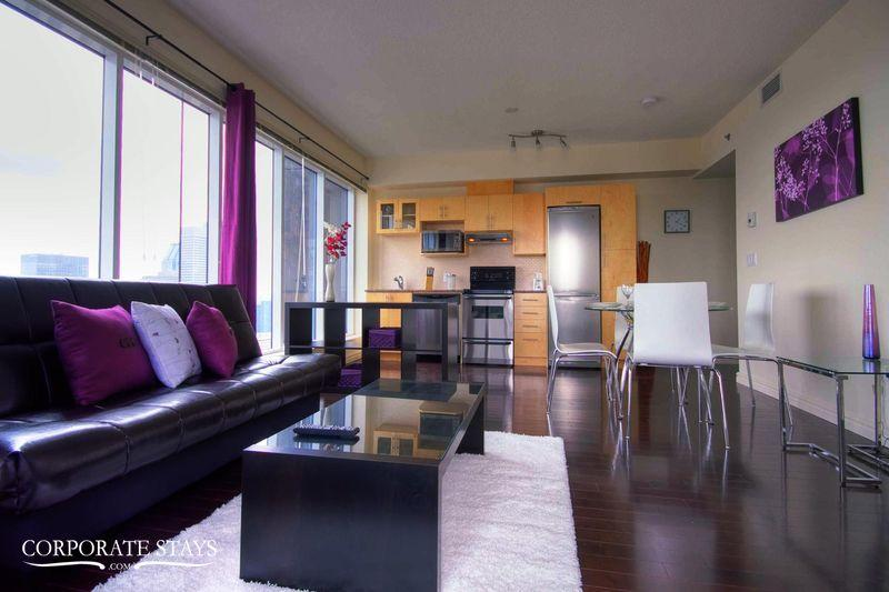 Shine 1BR | Furnished Corporate Apt | Montreal - Image 1 - Montreal - rentals