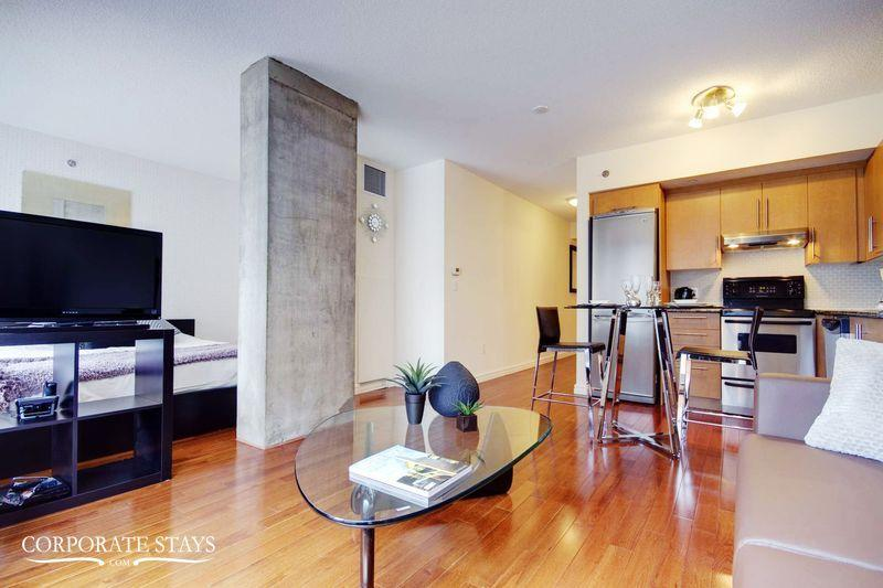 Bliss Suite | Furnished Suite Rental | Montreal - Image 1 - Montreal - rentals