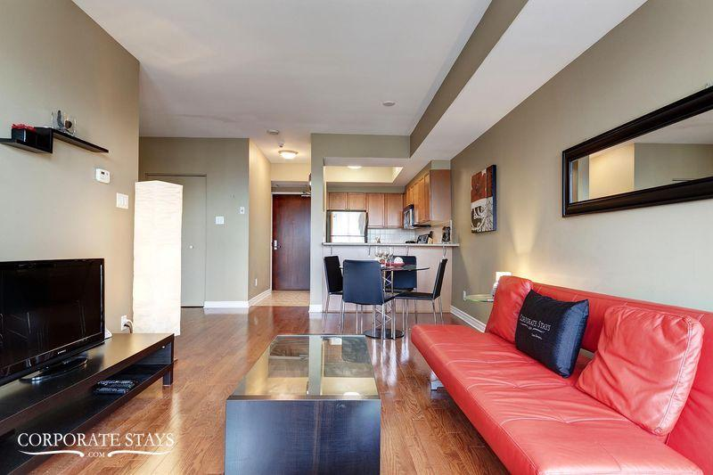 Ottawa Claridge 1BR Short Term Rental - Image 1 - Ottawa - rentals