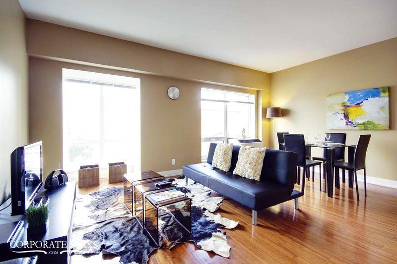 Euphoria 1BR | Corporate Rental | Montreal - Image 1 - Montreal - rentals