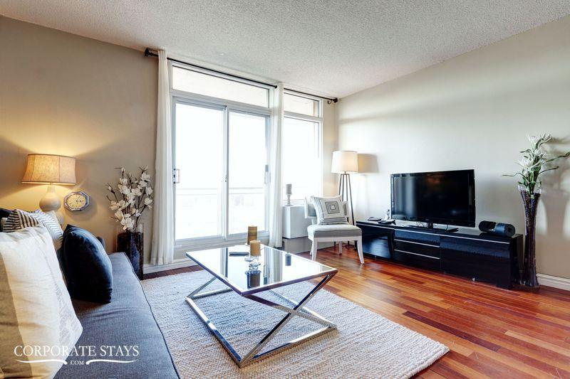 Montreal Aura 2BR Furnished Accommodation - Image 1 - Montreal - rentals