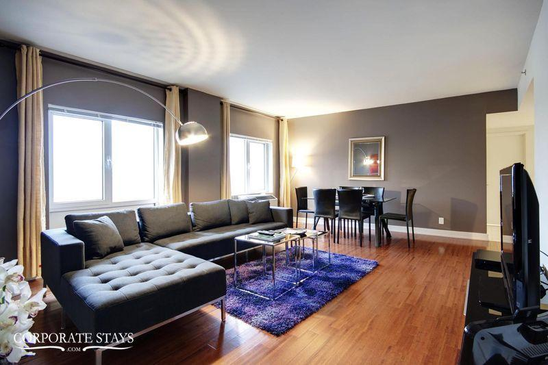 Gaia 1BR | Furnished Upscale Rental | Montreal - Image 1 - Montreal - rentals