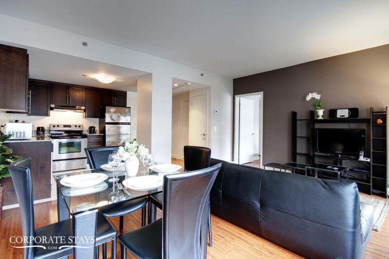 Sphinx 1BR | Furnished Corporate Rental | Montreal - Image 1 - Montreal - rentals