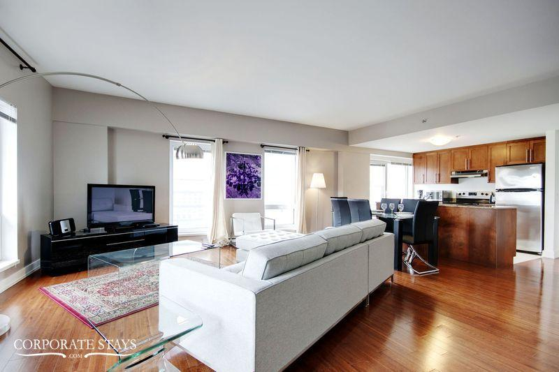 Montreal Phoenix 2BR Luxury Accommodation - Image 1 - Montreal - rentals