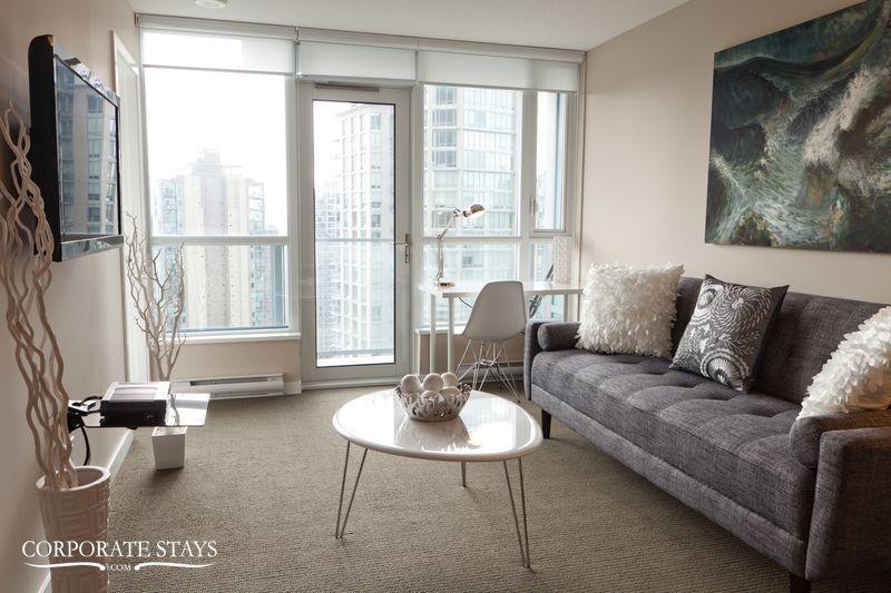 Vancouver Allegro 1BR Vacation Apartment - Image 1 - Vancouver - rentals