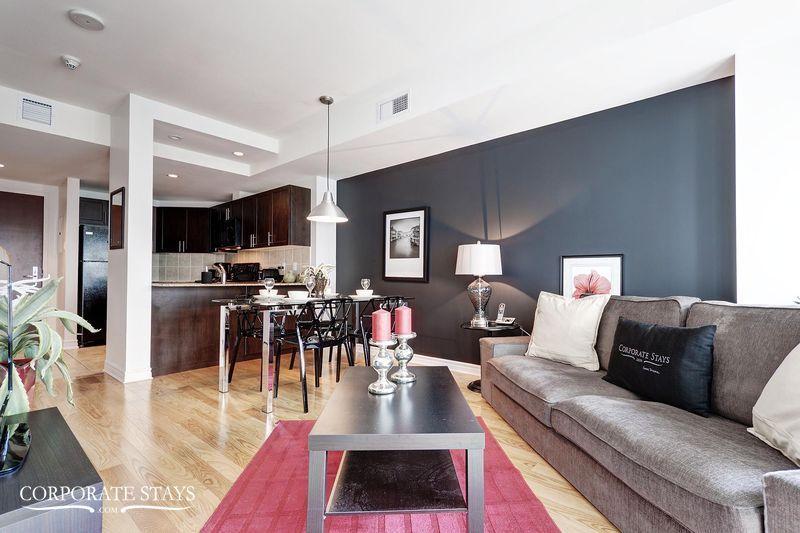 Ottawa Estrella 1BR Furnished Accommodation - Image 1 - Ottawa - rentals