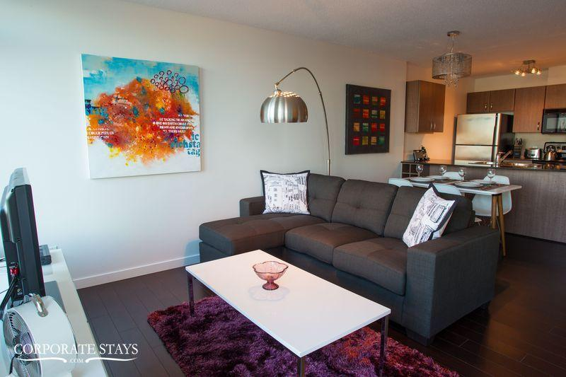 Vancouver Granville 2BR Luxury Accommodation - Image 1 - Vancouver - rentals
