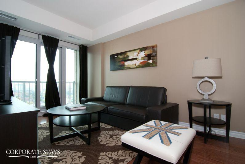 Ottawa Emile 1BR Furnished Accommodation - Image 1 - Ottawa - rentals