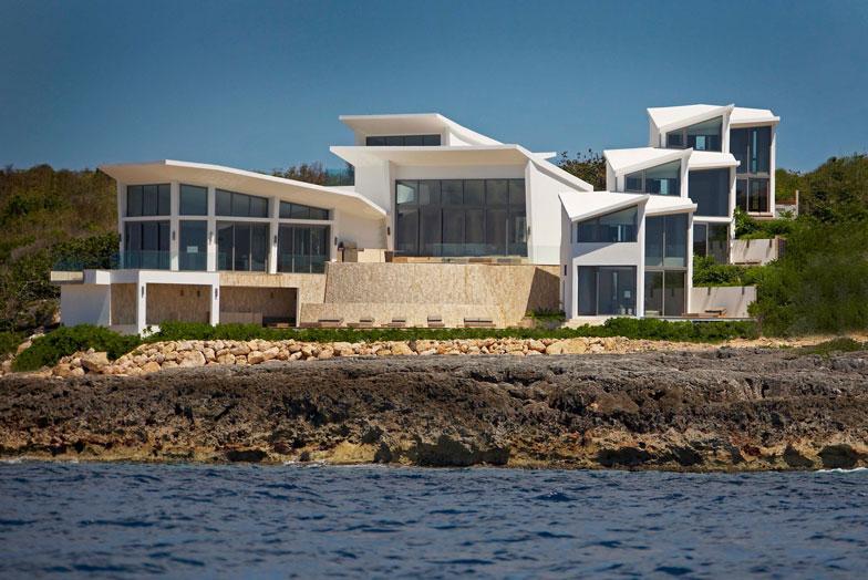 Villa KISHTI at Black Garden Bay, Anguilla, Waterfront, Ocean View, Pool - Image 1 - Crocus Hill - rentals