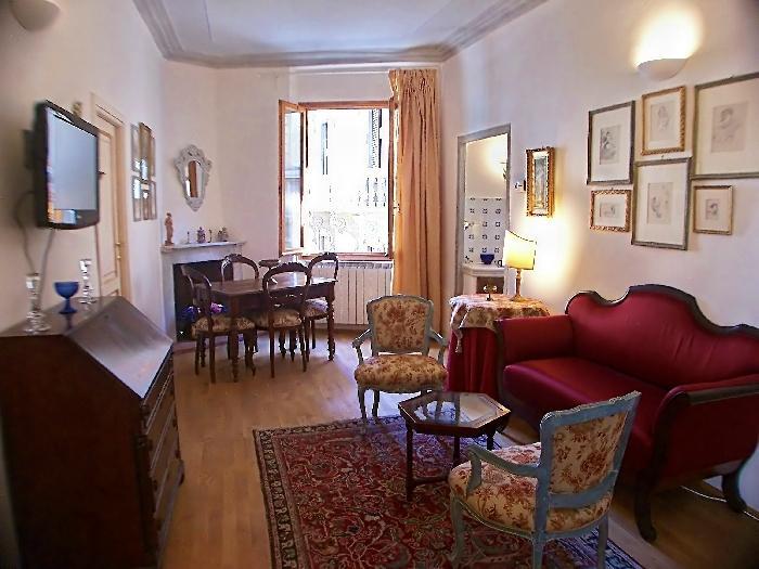 Apartment San Lorenzo 1 Florence apartment rental, flat in Florence, Italian apartments - Image 1 - Florence - rentals