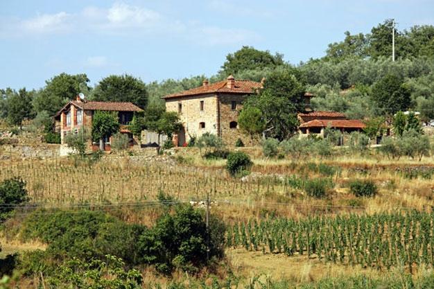 Valdarno - Casa Loggia Villa rental in Pergine Valdarno - Tuscany - Rent this villa in Pergine Valdarno - Image 1 - Pergine Valdarno - rentals