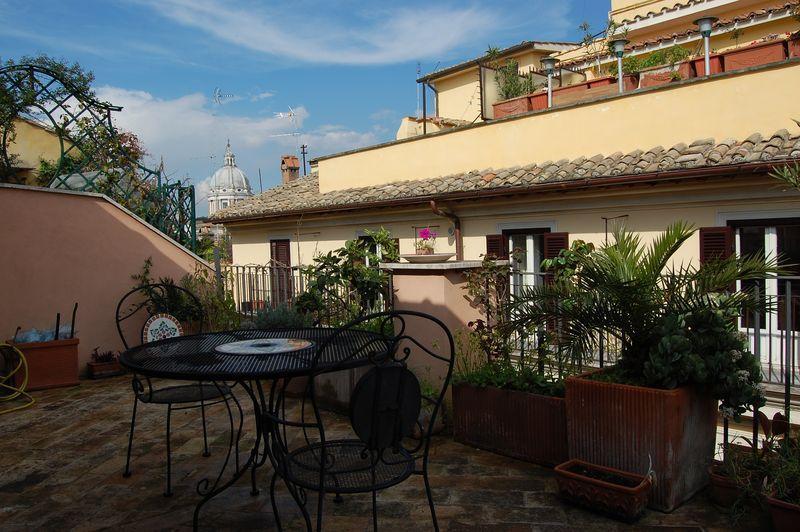 Apartment Condotti Terrace - Image 1 - Rome - rentals